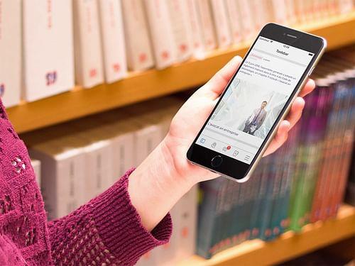 TOOLSBAR : l'app mobile des avocats - Application mobile