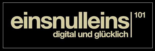 Einsnulleins Markenentwicklung, Website, Kampagne