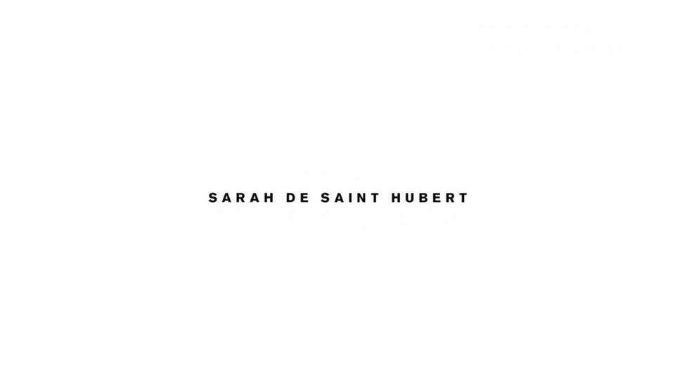 Sarah de Saint Hubert E-Commerce