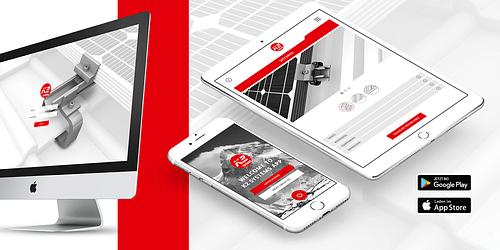K2 Systems - Web-/Native-App - Webanwendung
