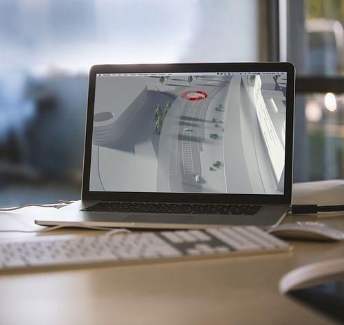 Vodafone Smart Parking - Design, Animation & Pr... - Motion-Design