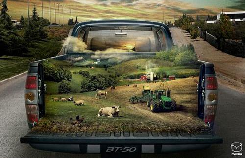 Farm - Advertising