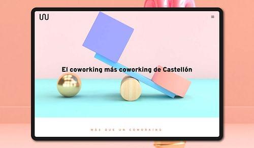 Creación Web / Coworking - Creación de Sitios Web