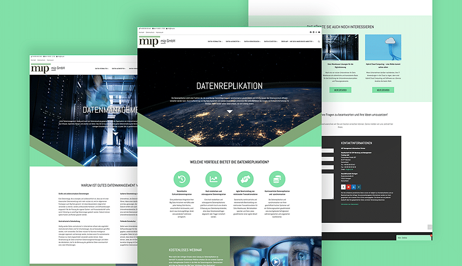 Landingpages | SEO | SEA | Content | UX-Design