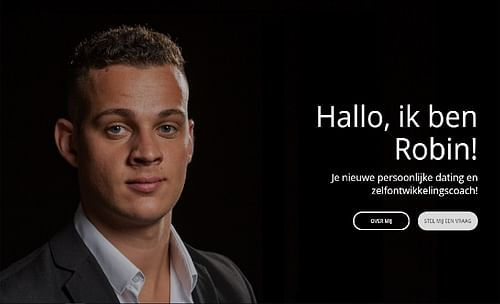 Webdesign Bedrijf Antwerpen Project - Website Creatie