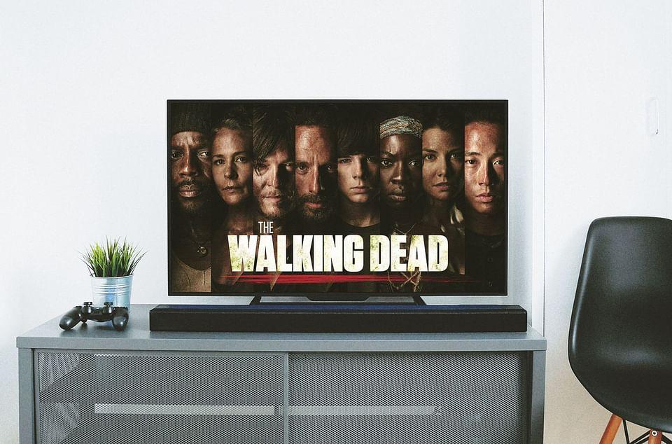 Social media campaign The Walking Dead