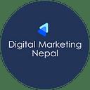 Digital Marketing Nepal logo