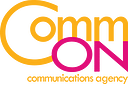 Logo de Comm'On Agency