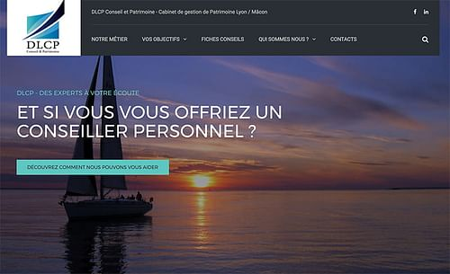 Référencement du site DLCP.fr - Référencement naturel