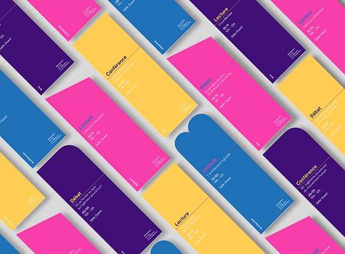 Branding pour la BAIU - Image de marque & branding