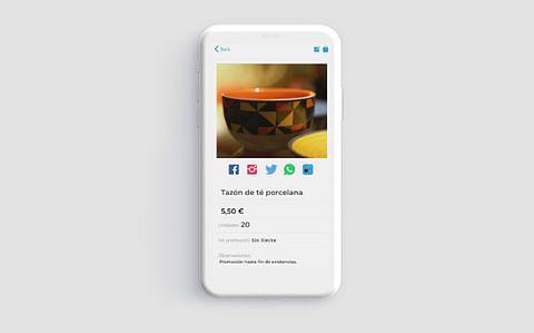 SocialCommerce   App móvil