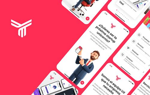 ThinkUxer - Mobile App
