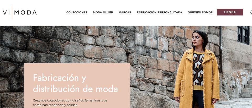Vimoda: estrategia digital global