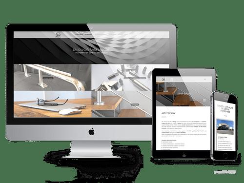 Refonte Site Web STM24 - Création de site internet