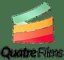 Logotipo de Quatre Films