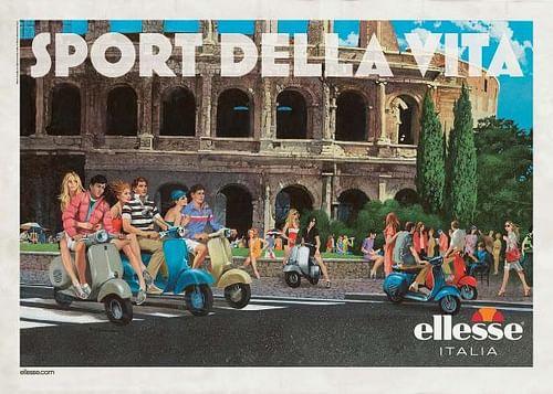 Autumn Rome - Advertising