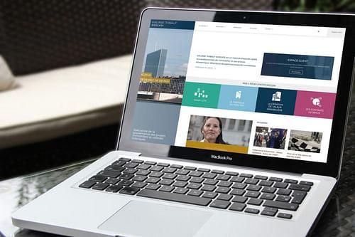 Refonte site internet KT Avocats - Création de site internet