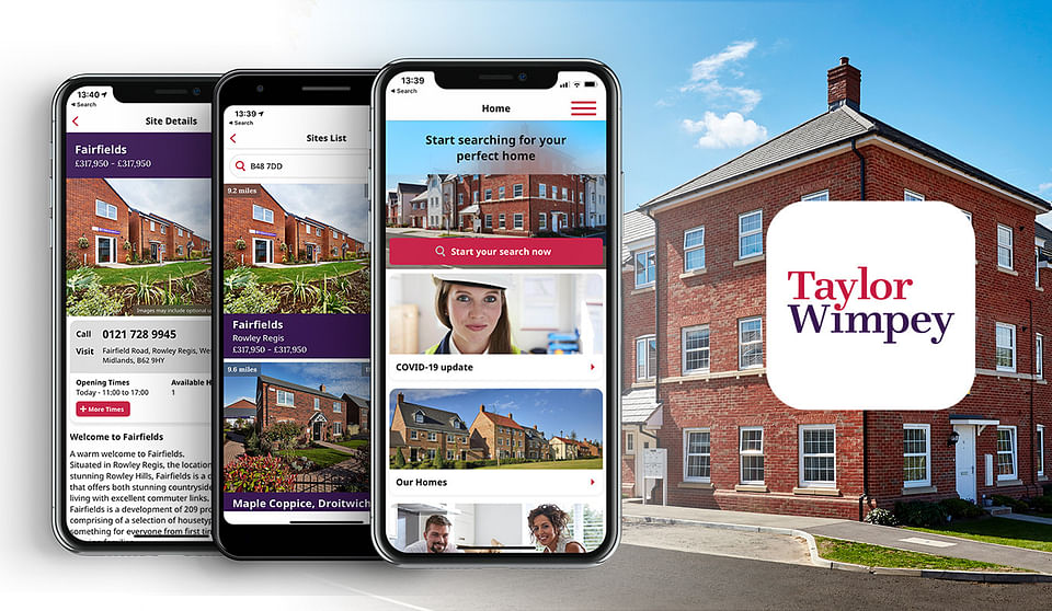 Property Search and Video Viewing App