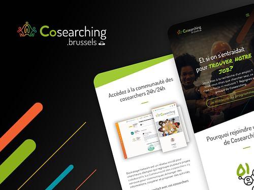Marketing Automation / Site vitrine UX / Logo - Website Creatie