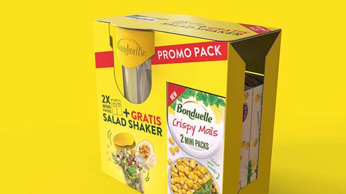 Bonduelle - Salad Shaker - Innovatie