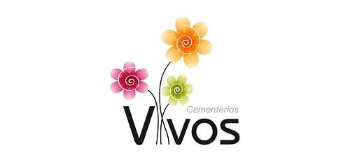 Naming+Logotipo Cementerios Vivos - Diseño Gráfico