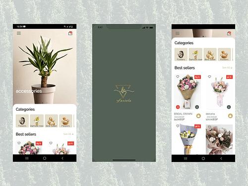 Laviola - Mobile App