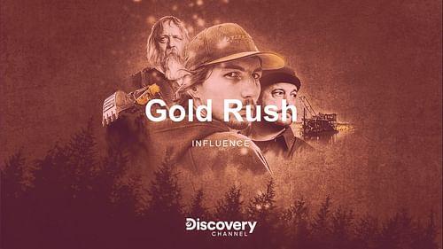 Gold Rush - Influence - Réseaux sociaux