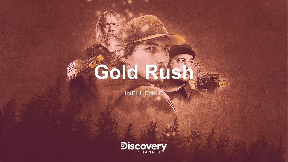 Gold Rush - Influence