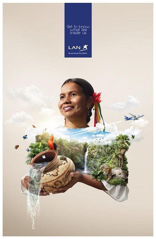 Tarapoto - Advertising