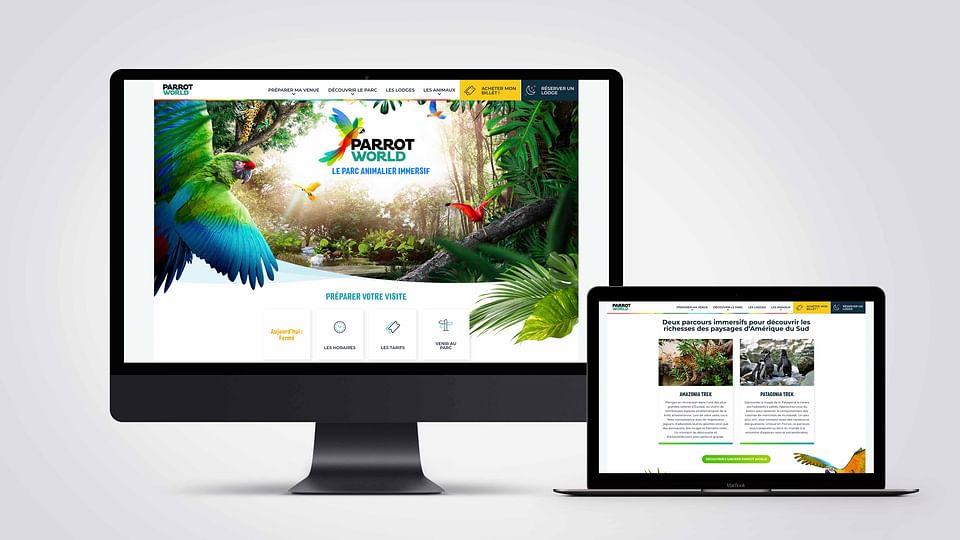 Parrot Wildlife Foundation -La voix de la nature
