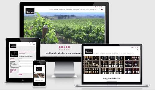 SITE E-COMMERCE - Création de site internet