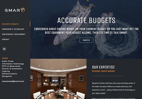 Smart TM - Website - Website Creation