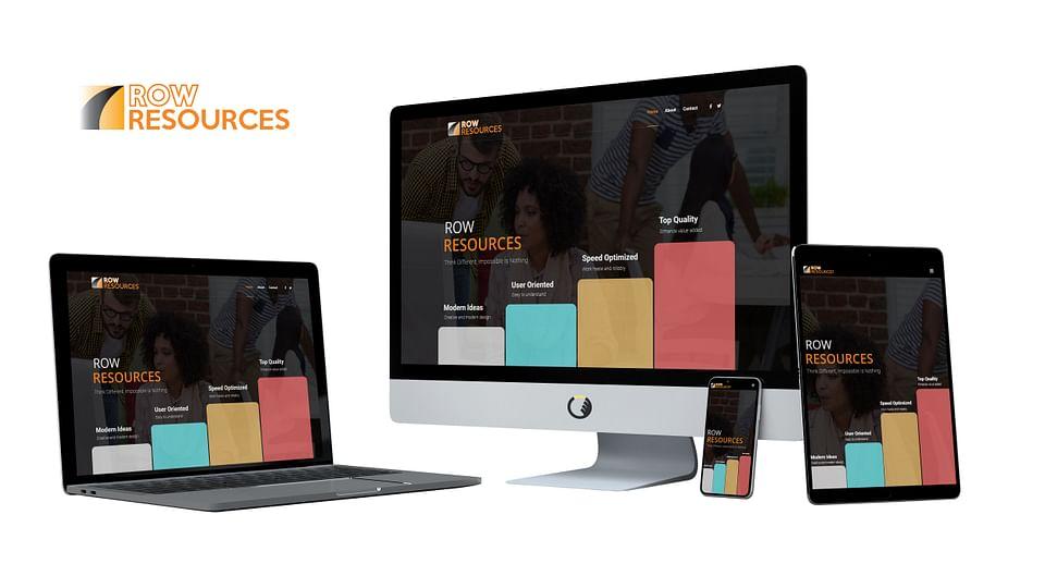 Row Resources Website