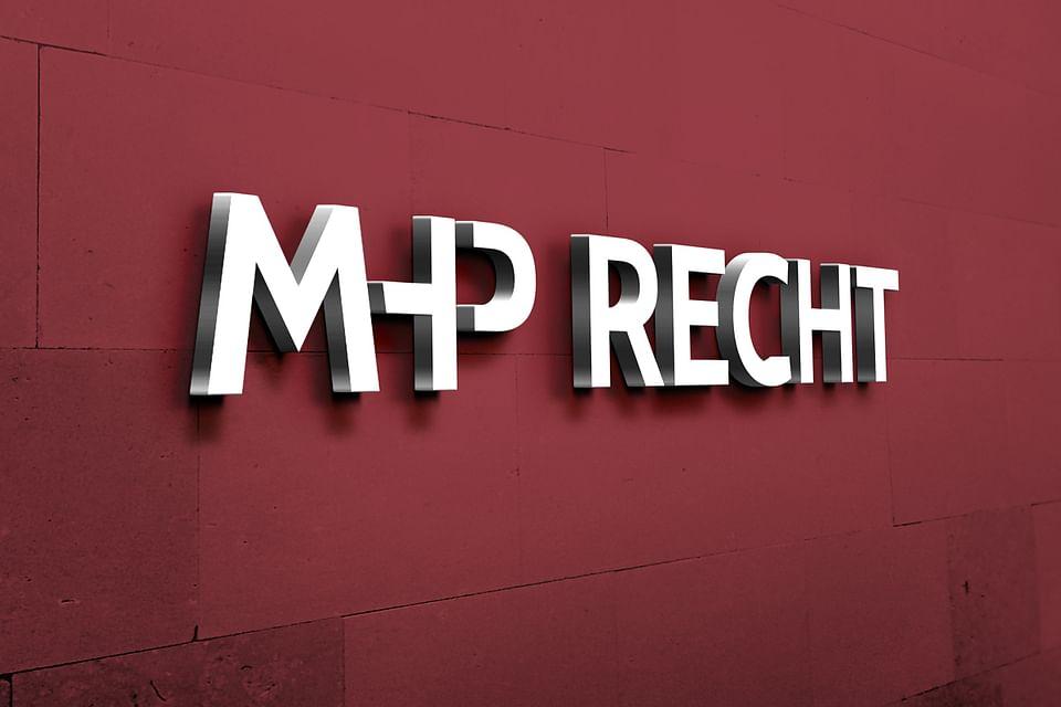 """Markenauftritt und Website """"MHP RECHT"""""""