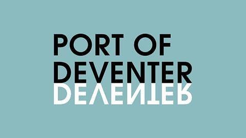 Visuele identiteit & communicatie Port of Deventer