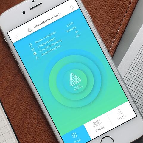 Digital Mobile Service -Abraham's Legacy