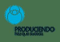 Produciendo logo