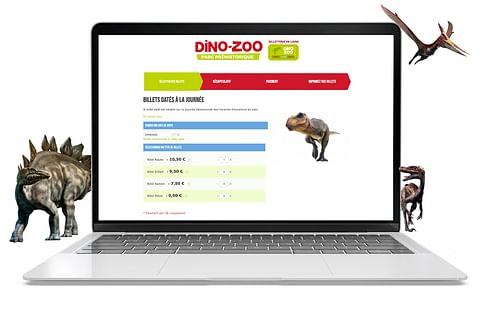 Développement d'une billeterie en ligne - Création de site internet
