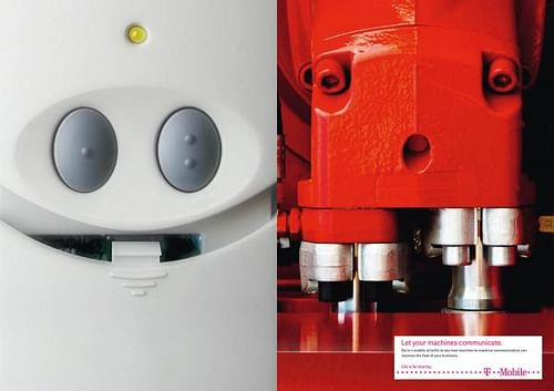 Let your machines communicate, 3 - Reclame