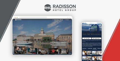 Radisson Hotel Group - Web & App - Mobile App