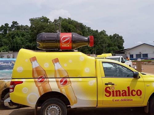 Vehicle wraping - Branding & Positioning