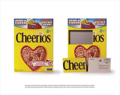 Cheer Box - Advertising
