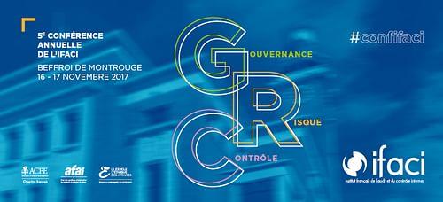Conférence IFACI GRC 2017 - Evénementiel