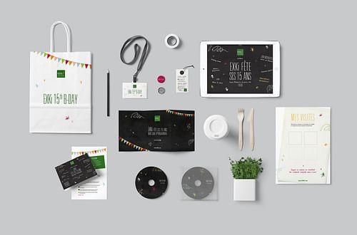 EXKI - Design & graphisme