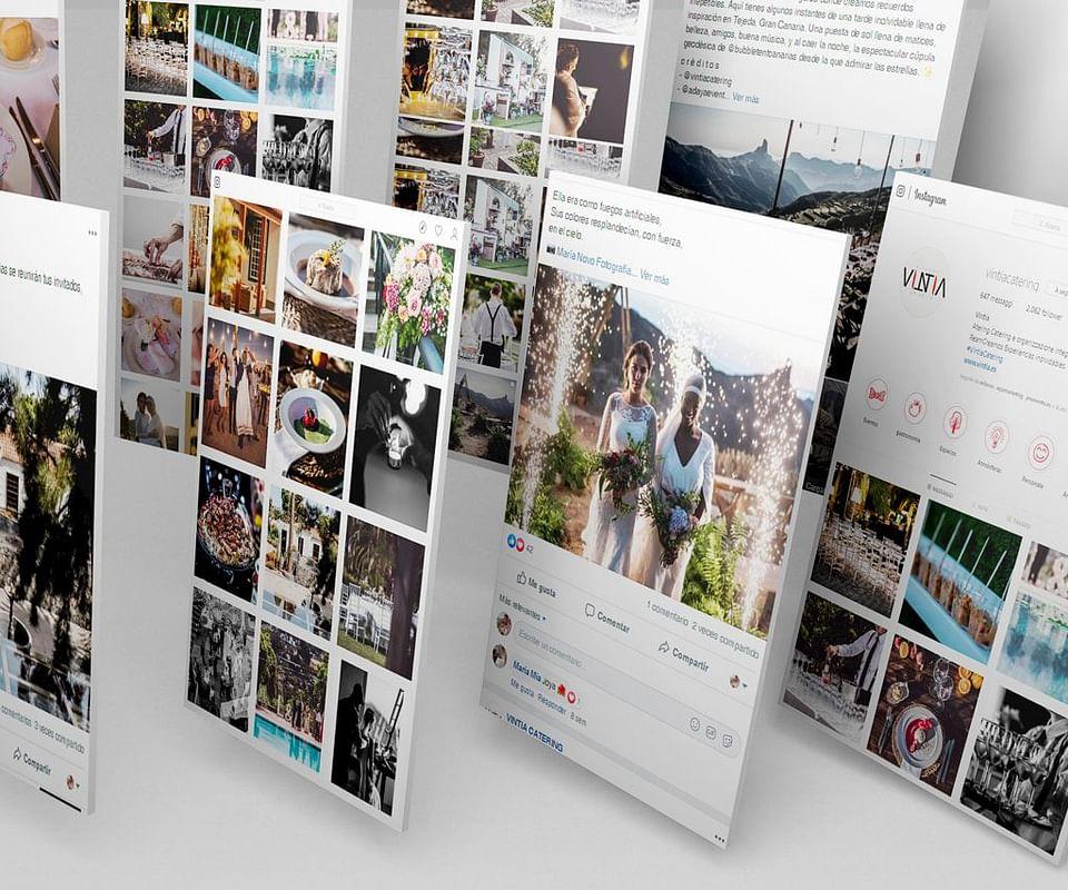 Campañas redes sociales Facebook & Instagram