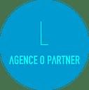 L AGENCE O PARTNER Logo