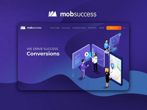 Site MobSuccess - Création de site internet