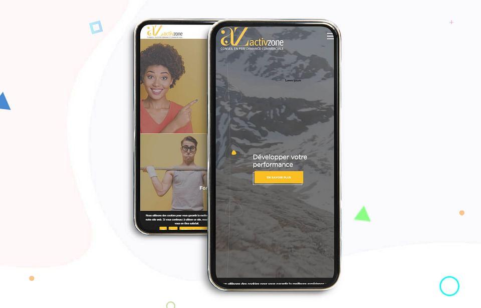 Ecommerce - Refonte du site Activ Zone Group