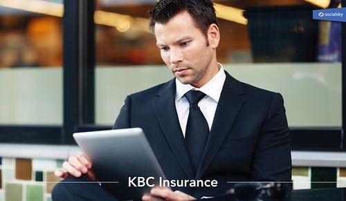 KBC Insurance - Réseaux sociaux