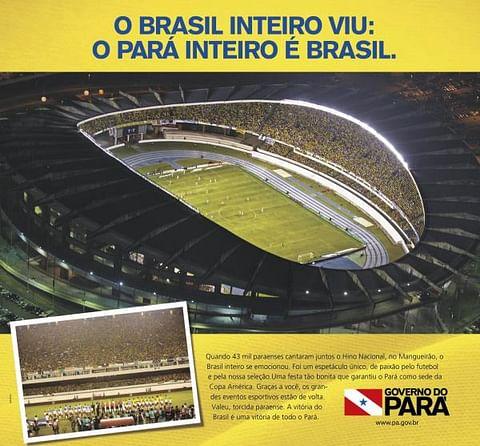 O PARA INTEIRO É BRASIL